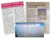 Mirakels Maastricht in de media